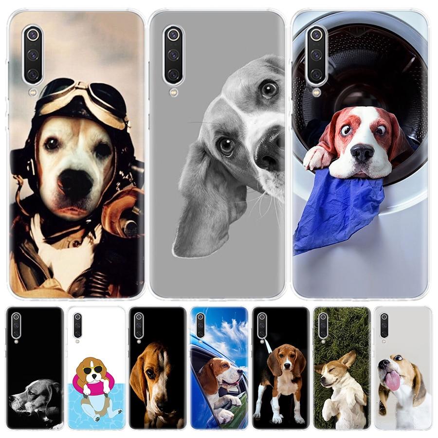 Чехол для телефона Beagle Dog, Модный чехол для Xiaomi MI 10 9 8 CC9 Lite F1 Pro, 8T 8 7 8A 7 7A 6A 4X S2 MI 10 9 8 CC9 Lite F1 Pro