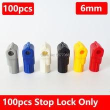 100 шт стопорный замок и съемник магнитных ключей для подвешивания