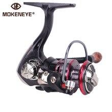Reel-Spool Spinning Fishing Handle-Line Saltwater-Wheel Stainless-Steel Metal Max Smooth