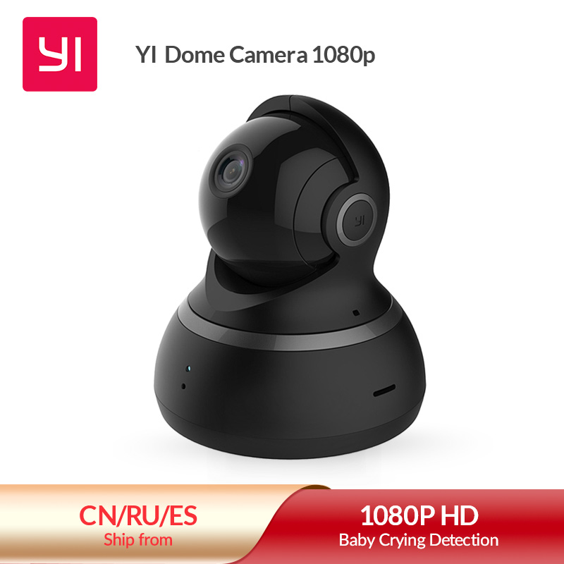 YI Dome Camera 1080P Pan/Tilt/Zoom Wireless IP Security Surveillance System Complete 360 Degree Coverage Night Vision|dome camera 1080p|dome camerawireless ip - AliExpress