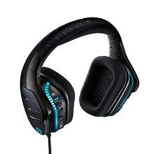 Logitech – casque d'écoute de jeu pour ordinateur, son ambiophonique, G633 RGB 7.1, apex hero cf eat poulet lol G633