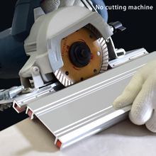 45 Degree Chamfer Frame Ceramic Tile Miter Tool Pneumatic Cutter Saw Cutting Machine Electric Beveled Mount Seat Home Support