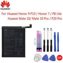 Аккумулятор huawei HB386280ECW для huawei Honor 7 9 P10 P8 Lite для Mate10 Pro P20 Pro HB3742A0EZC+ HB494590EBC HB436486ECW
