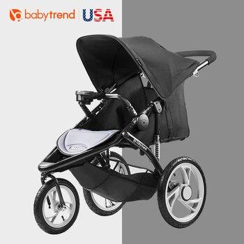 Babytrend Shock Absorber Baby Trolley Can Sit On A Reclining Stroll Umbrella Car фото
