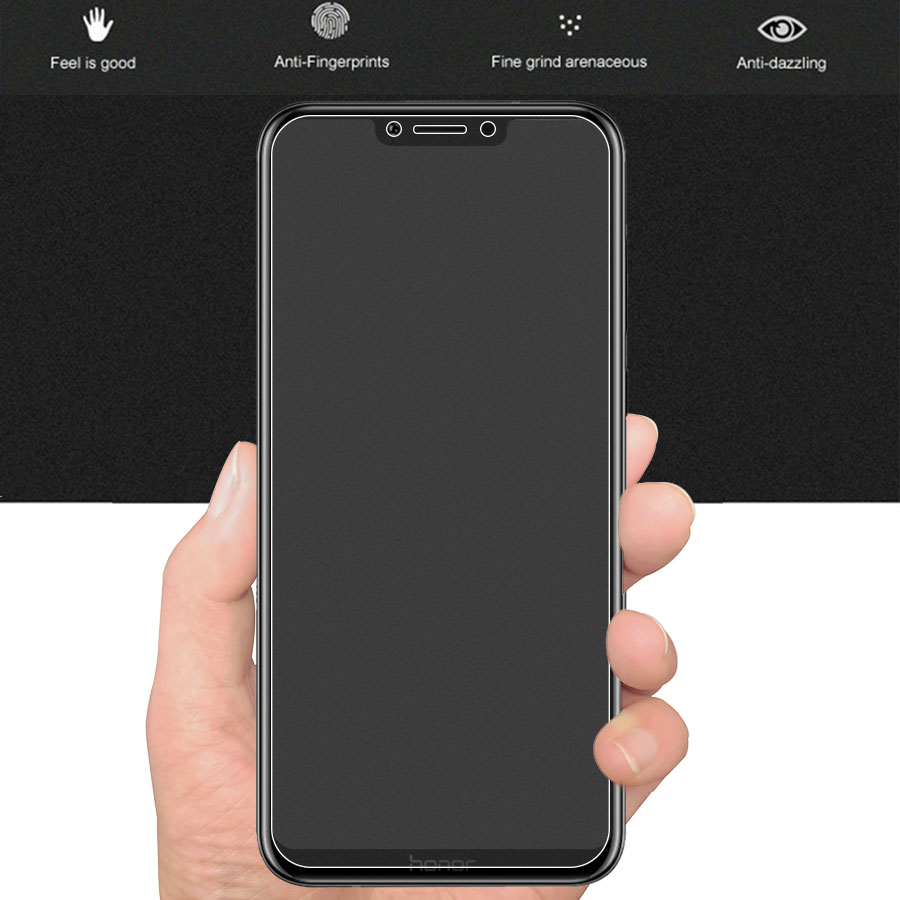9H Clear Matte Frosted Tempered Screen Protector Glass Film for Huawei And Honor 3