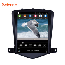 """Seicane 9.7 """" 2GB RAM  Android 9.1 Car Multimedia Player GPS for 2008 2009 2010 2011 2013 chevy Chevrolet Classic Cruze 4G Net"""