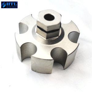 Image 4 - Motor Timing Nockenwelle Locking Alignment Entfernung Reparatur Werkzeug Für Touareg Audi A4/VAG 2,7 & Q7/3,0 Auto garage Werkzeuge