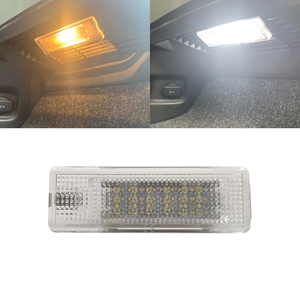 New 1PC White 18 SMD LED Luggage Trunk Interior Light for VW GOLF 4/5/6/7 MK4 MK5 Mk6 MK7 IV/V/VI/VII Jetta Passat Touran