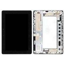 ЖК-экран и сенсорный экран дигитайзер полная сборка с рамкой Замена для ASUS ME302 ME302C ME302KL