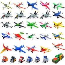 Disney Pixar самолет Дасти Crophopper El Chupacabra шкипер Ripslinger Металлический Литой самолет детские игрушки для мальчиков