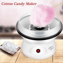 Популярная машина для приготовления сладостей из хлопка домашняя