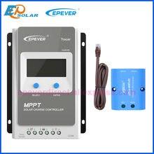 Tracer2210AN 2206AN 20a MPPT régulateur de Charge solaire, 12V 24V EPEVER régulateur MT50 WIFI Bluetooth Communication PC application Mobile