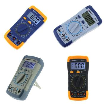 A830L Handheld Multimeter Avometer Tester Inspection Precise LCD Gadgets Measurement Tools Home Digital Multimeter Volt Meter