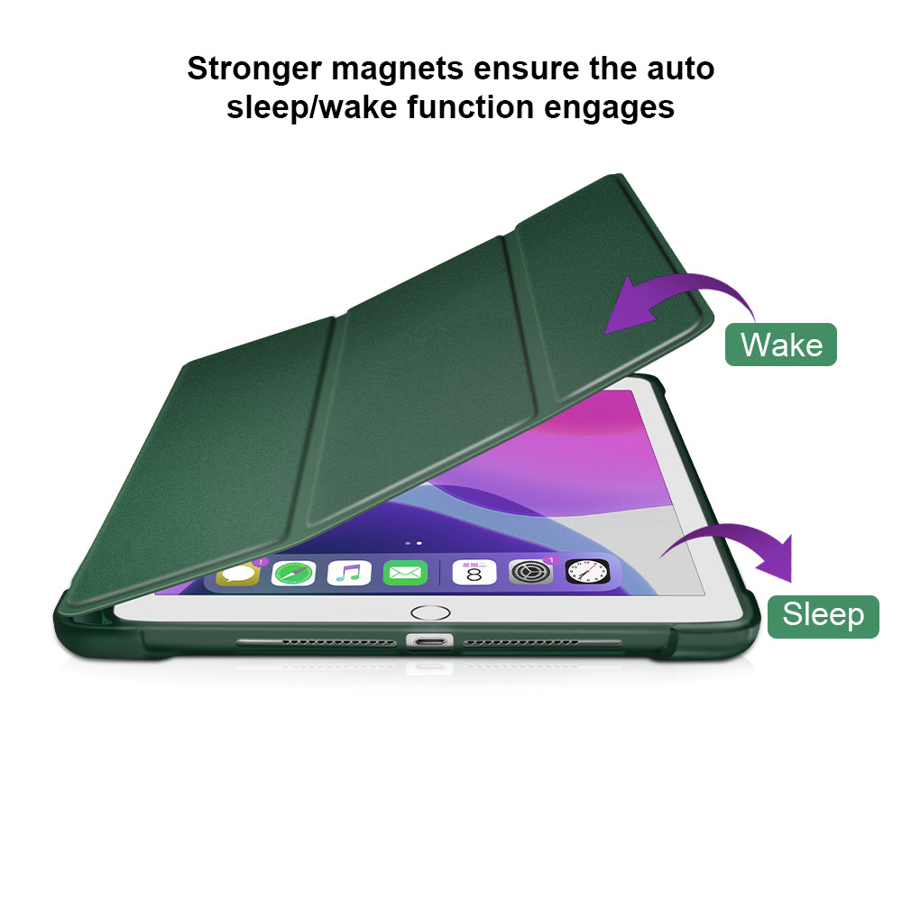 iPad Generation bottom A2428 2020 Silicone inch 7th model A2270 soft case 10.2 For 8th