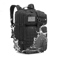 50Lカモミリタリー男性の戦術バックパックモール軍事軍バグアウトバッグ防水キャンプ狩猟リュックトレッキングハイキング