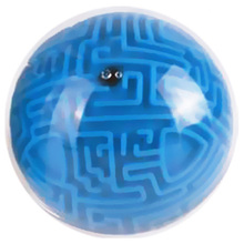 3D Maze Ball Interesting Labyrinth Puzzle Game Intelligence Challenging Three-Dimensional Maze Training Toy Gift For Kid