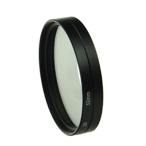 Image 3 - UV Lens Filter 52mm + Alloy Adapter Ring + Lens Cap Protector for Gopro Hero 3 3+ 4 Accessories Set