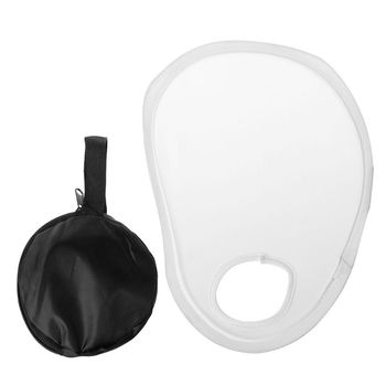 Foldable Portable Softbox Easy Install White Photography Flash Lens Diffuser Reflector for Canon Nikon Sony Olympus DSLR Camera