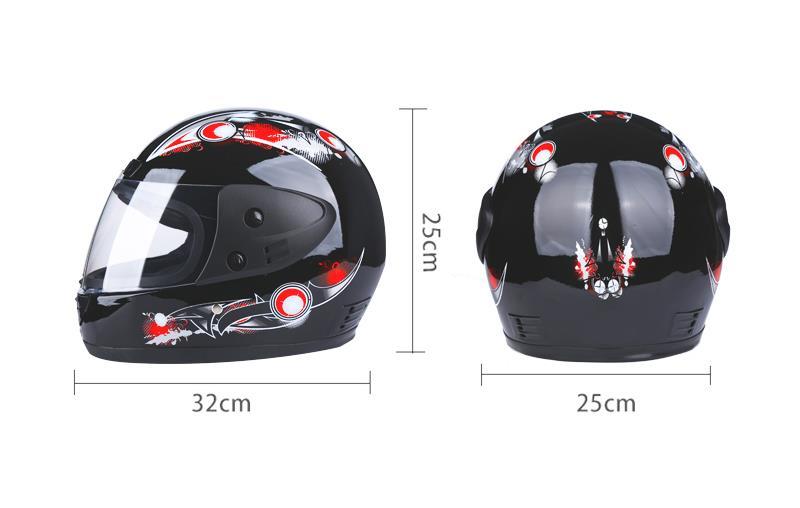 2020 New Motorcycle Helmet Full Face DOT Moto Motocross Off-road EPS Professional Capacetes ATV Downhill Racing Dirt Bike Cross 5