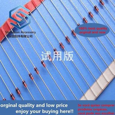 50pcs 100% Orginal New BZX79-C12 BZX79-B12 0.5W 12V DO35 Original Zener Diode