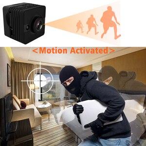 Image 3 - HD 1080P Mini Camera Motion Sensor Night Vision Wide Angle Video Recorder Micro Cam Spot Water Resistant Secret Camcorder SQ12