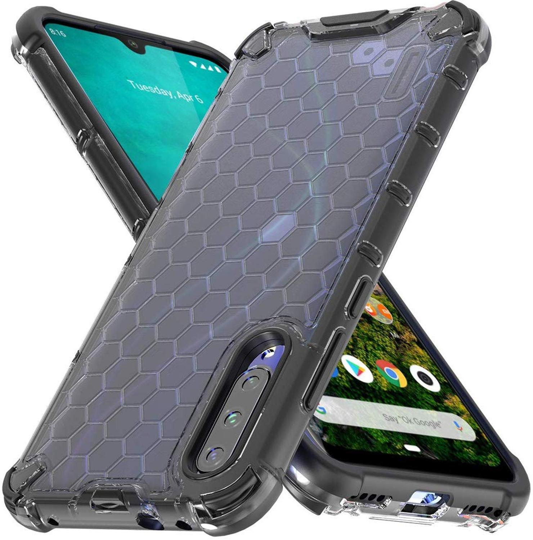 Shockproof Case For VIVO V15 X30 Pro S5 IQOO NEO Cover Silicone Honeycomb Bumper Armor PC Case For VIVO S1 Y7s Z1X Z5 V17 Neo