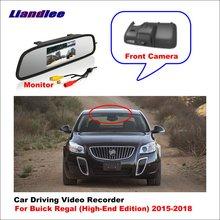 купить Liandlee Car Record WiFi DVR Dash Camera Driving Video Recorder For Buick Regal (High-End Edition) 2015-2018 дешево