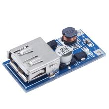 5PCS PFM Control DC-DC Converter Step Up Boost Module 600MA USB Charger 0.9V-5V to 5V Power Supply Modul vi j50 cz 150v 5v 25w dc dc power supply module