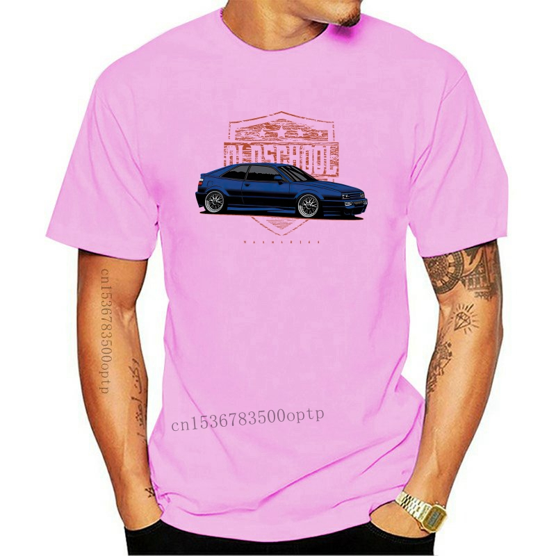 Men Short sleeve tshirt Old school. Corrado Unisex T Shirt Women t-shirt