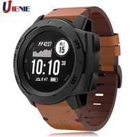 Leder Armband Armband für Garmin Instinct/Fenix 5/5 Plus Smart Uhr Armband Armband Ersatz Band Correa für quatix 5 Cleveres Zubehör Verbraucherelektronik -