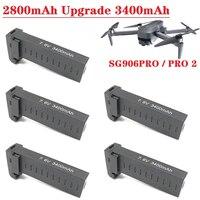 Batería Original para Drones SG906 Pro 2 Pro2 X7 Pro, 7,4 V, 2800MAH/7,6 V, 3400MAH, accesorios para Drones SG906Pro