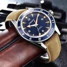 Corgeut Luxury Brand Seepferdchen Military Mechanical Watch