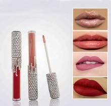 Kyliejenner Diamond milk lip gloss 5 color matte and shine lip gloss Long Lasting Waterproof Liquid lipstick no label