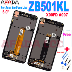 5'' for Asus ZenFone Live ZB501KL X00FD A007 LCD Display Touch Screen Digitizer Assembly Screen Replacement