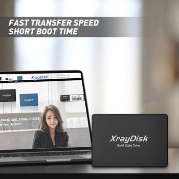 """XrayDisk Sata3 Ssd Hard Disk 60GB 120GB 240GB 128GB 256GB 480GB 512GB 2.5"""" Internal Hdd Solid State Drive For Desktop PC  Laptop 2"""