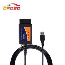 Auto Diagnostic Interface Code Reader Hardware Mini ELM 327 V1.5 Support Full Protocol Mini ELM327 Bluetooth OBD-II OBD2 Scanner
