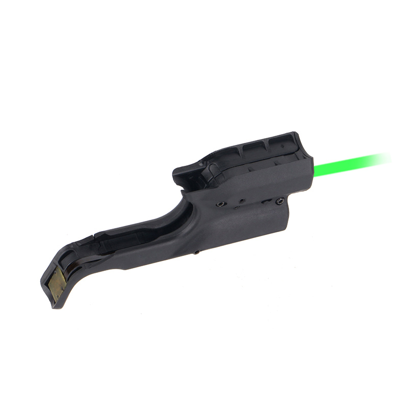 Tactical PPT 5mw Green Laser Sight Fits Glock 17 Beretta M92 1911 for Hunting Accessory gs20-0033 Front Activation-4