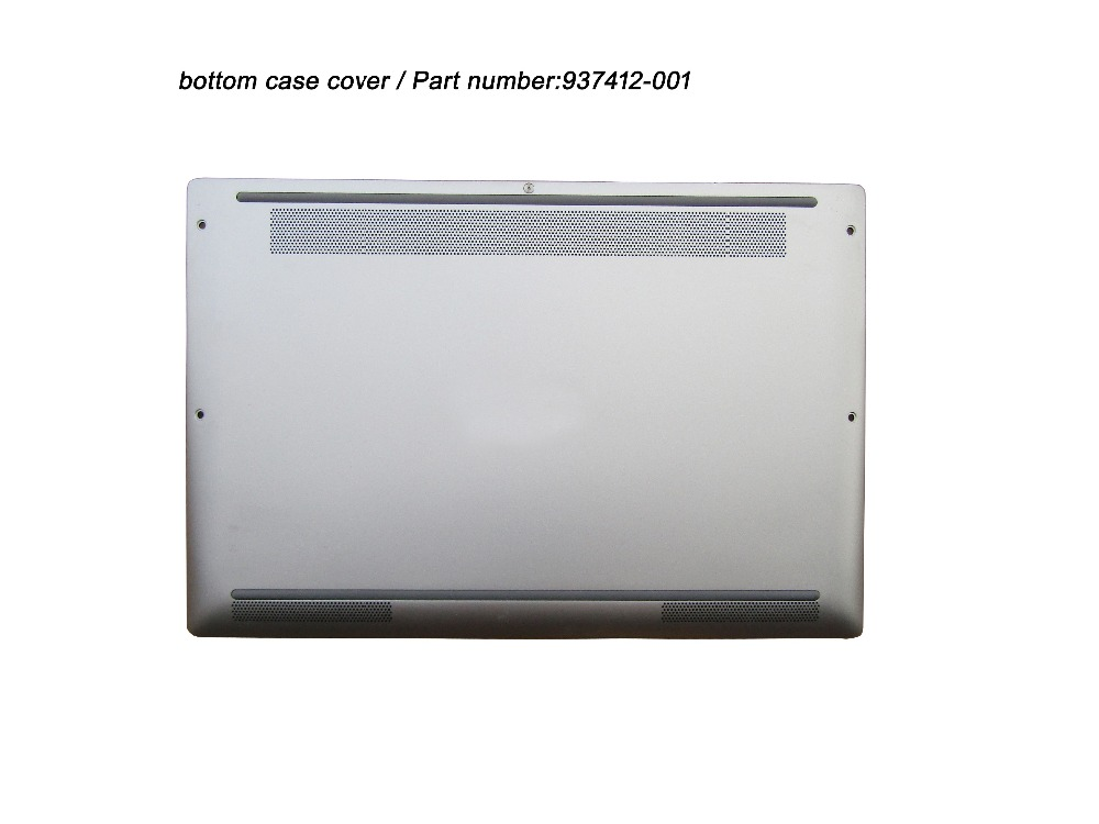 Nova base original inferior caso palmrest capa
