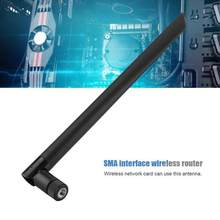 1Pc Router Antenne 6DBI Dual Band 2.4Ghz 5Ghz 5.8Ghz Voor Asus Router RP-SMA Wifi Antenne K5B2(China)
