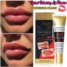 Мгновенное увеличение объема губ, увлажняющий, восстанавливающий губы, уменьшающий тонкие линии, Осветляющий цвет губ, коллагеновое масло для губ