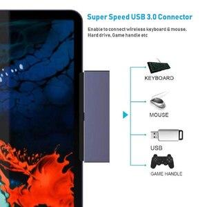 Image 4 - USB C Hub Adapter con USB C TIPO C PD di Ricarica 4 K HDMI USB 3.0 Cuffie da 3.5mm con 2018 iPad Pro MacBook Pro SAMSUNG S8 S9 S10