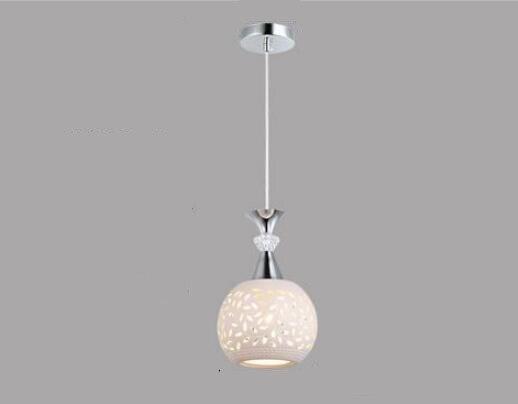 Модные креативные подвесные светильники в форме головы для ресторана, гостиной, E27, светодиодные лампы, светодиодное подвесное освещение Z5 - Цвет корпуса: One light sources