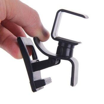 Clip de montaje de escritorio VR Sensor ajustable portátil práctico duradero accesorios de juego soporte de cámara para PlayStation 4