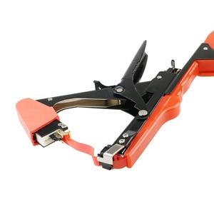 Image 4 - חדש כלי גינה צמח קשירת Tapetool Tapener מכונת סניף יד קשירת מכונת אריזה ירקות גזע חסון גיזום כלי סט