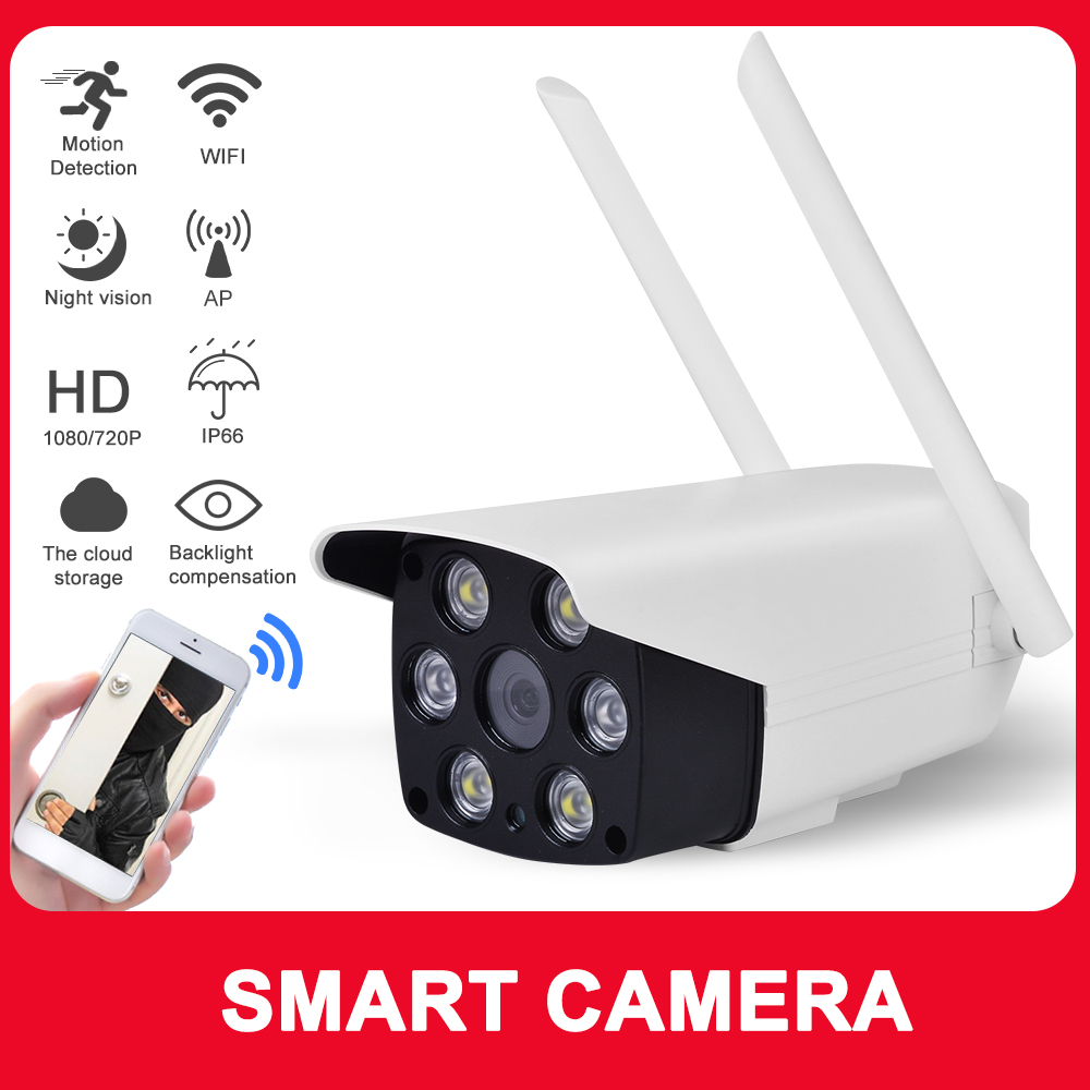 DIDIHOU 1080P/720P IP Camera Wireless Surveillance Wireless Outdoor Camera Security Night Vision CCTV Camera