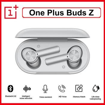 אוזניות בלוטוס עם מיקרופון וקופסת טעינה