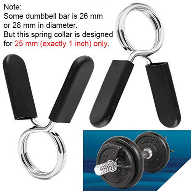 barbell clipe grampos para barra de peso