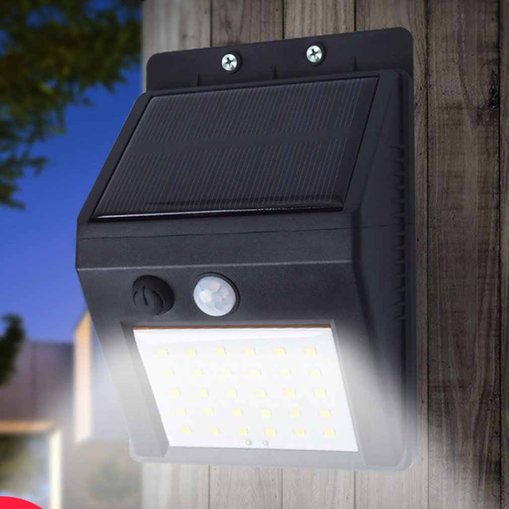 ICOCO Intelligent Stainless Steel LED Light With PIR Motion Sensor Wall Light US