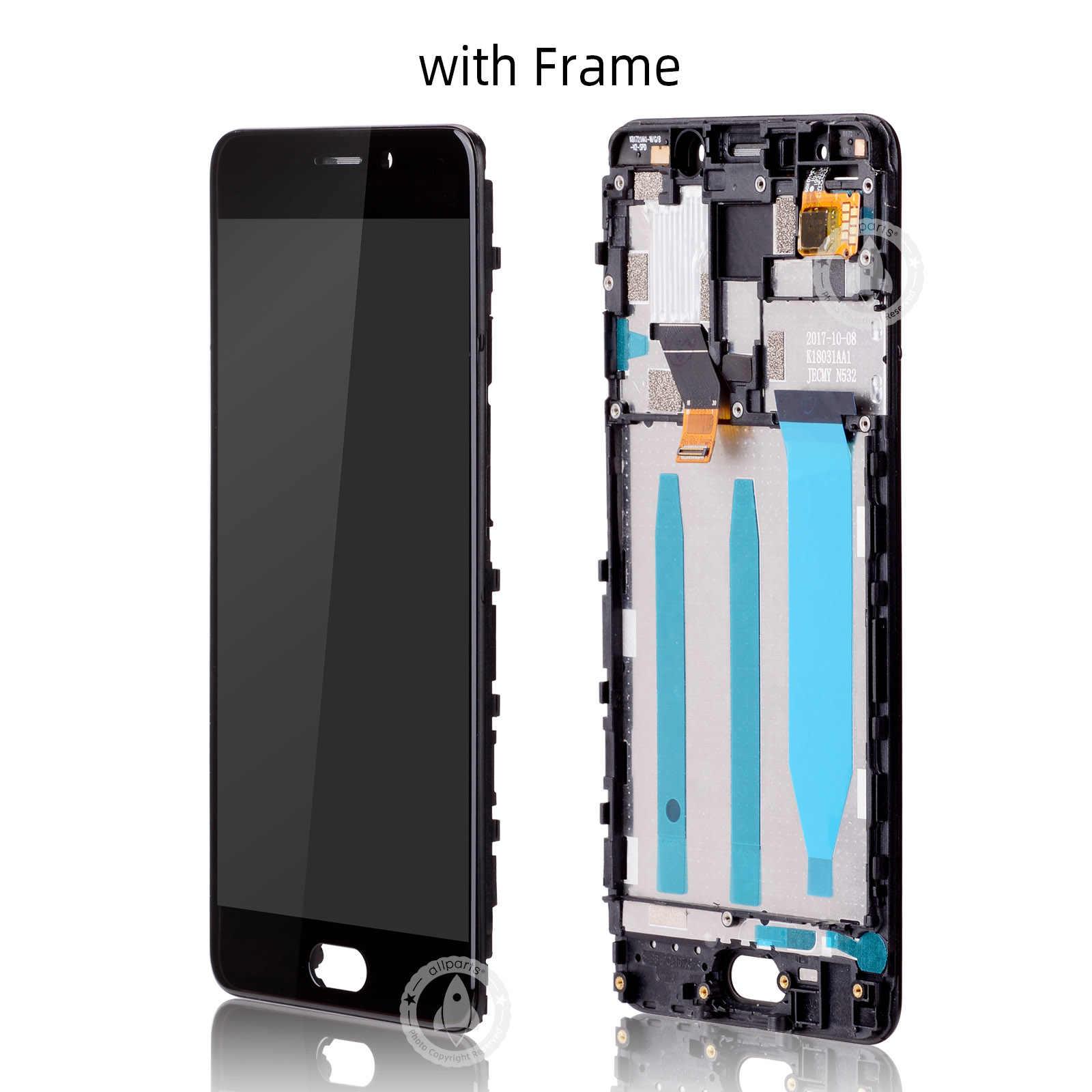الأصلي 5.5 ''عرض ل Meizu M6 ملاحظة LCD مع شاشة تعمل باللمس M721H M721Q M721W استبدال M6 ملاحظة العرض