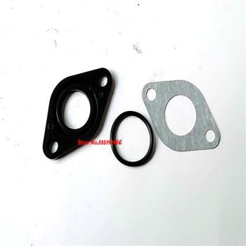 26mm Carb Carburetor Manifold Intake Pipe Gasket Spacer Seal for Pit Dirt Bike 110 125 cc CRF50 XR50 Pit Dirt Bike ATV Quad